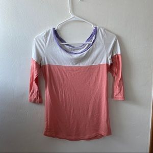 American Eagle Feather light Top